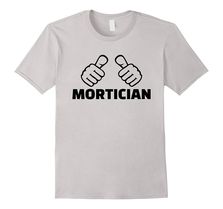 Mens Mortician T-Shirt-PL