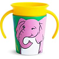 Munchkin Miracle 360 Wildlove Trainer Cup, 6 Oz, Elephant