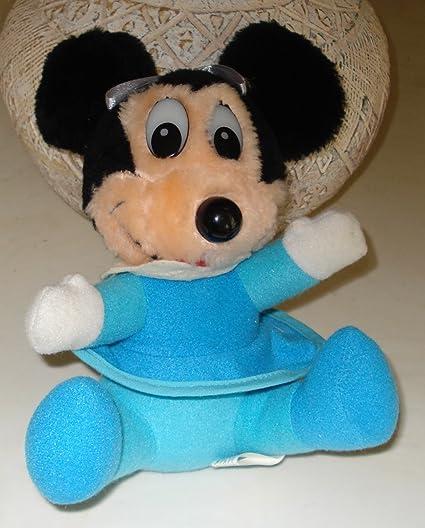 Mickeys Christmas Carol Minnie.Amazon Com Minnie Mouse Vintage Plush From Mickey S