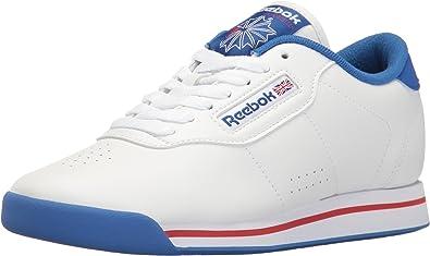 comprender bosquejo busto  Amazon.com | Reebok Women's Princess Fitness Lace-Up Fashion Sneaker |  Fashion Sneakers