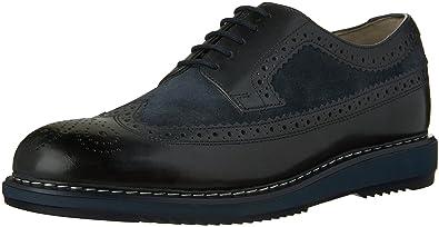Clarks Kenley Limit black leather Men's Business shoes - GS3XSTL5P