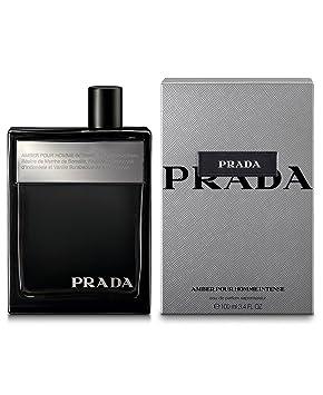 Prada Parfum Eau 100 Pour Amber Ml De Vaporisateur Homme Intense IybfY7m6vg
