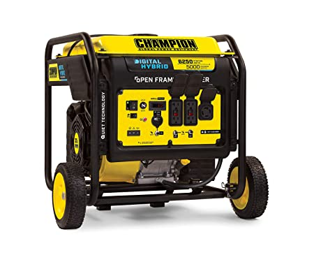 Champion 6250-Watt DH Series Open Frame Inverter