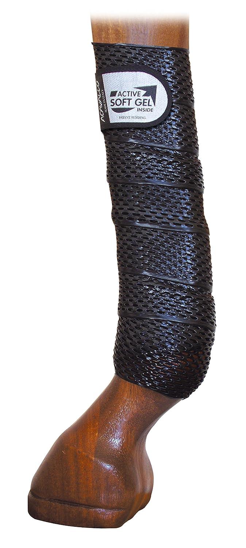 "schwarz unisize C.S.O /""Gel Bandagen L/änge 110 cm"