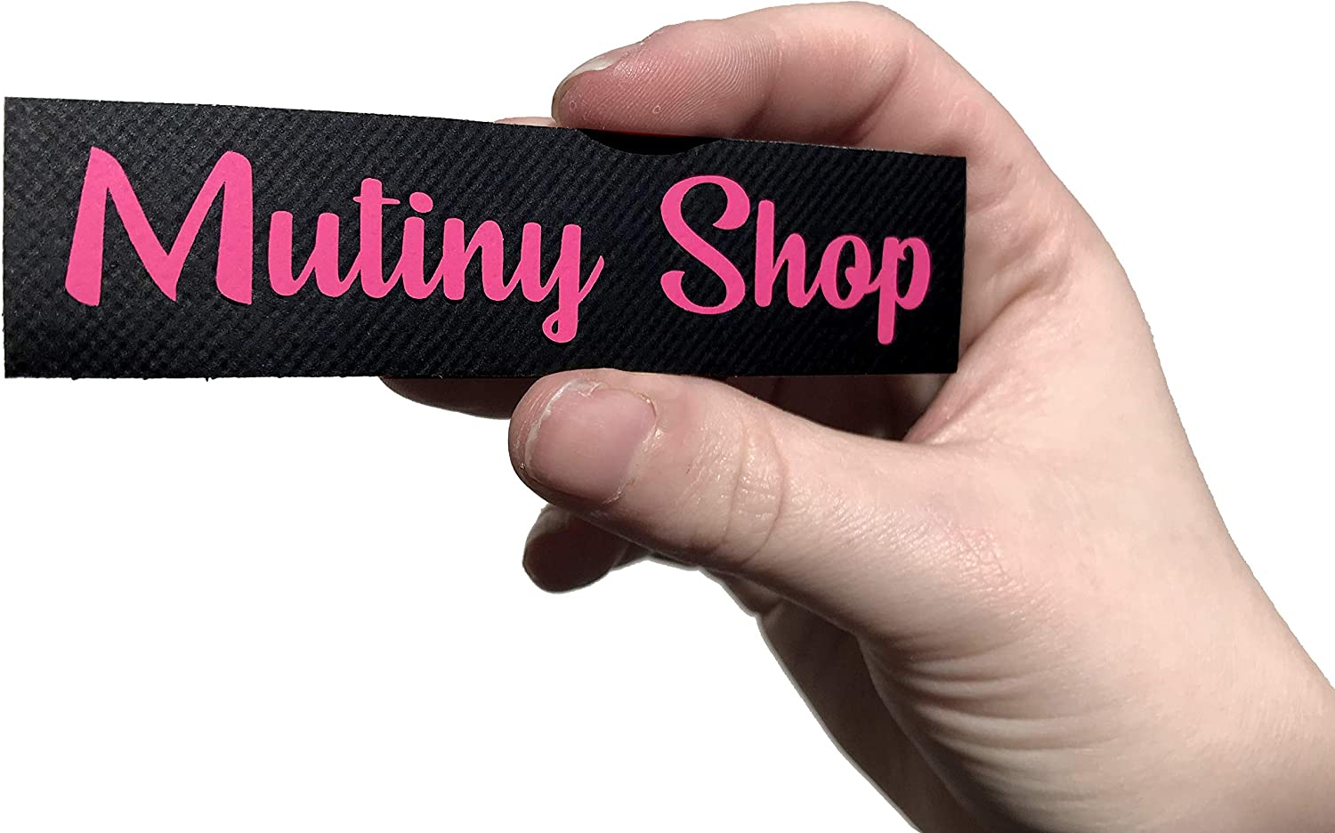 Name Tape Huge Variety of Colors and Sizes 1x3 Custom Text Vinyl Patch