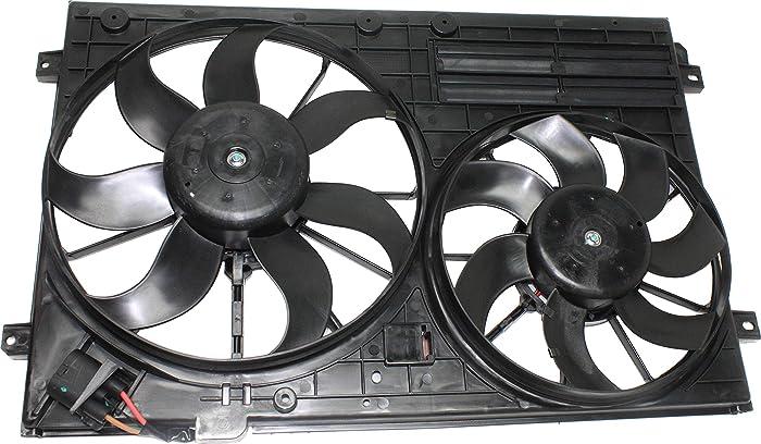 Top 10 Vw Jetta 2006 Cooling Fan