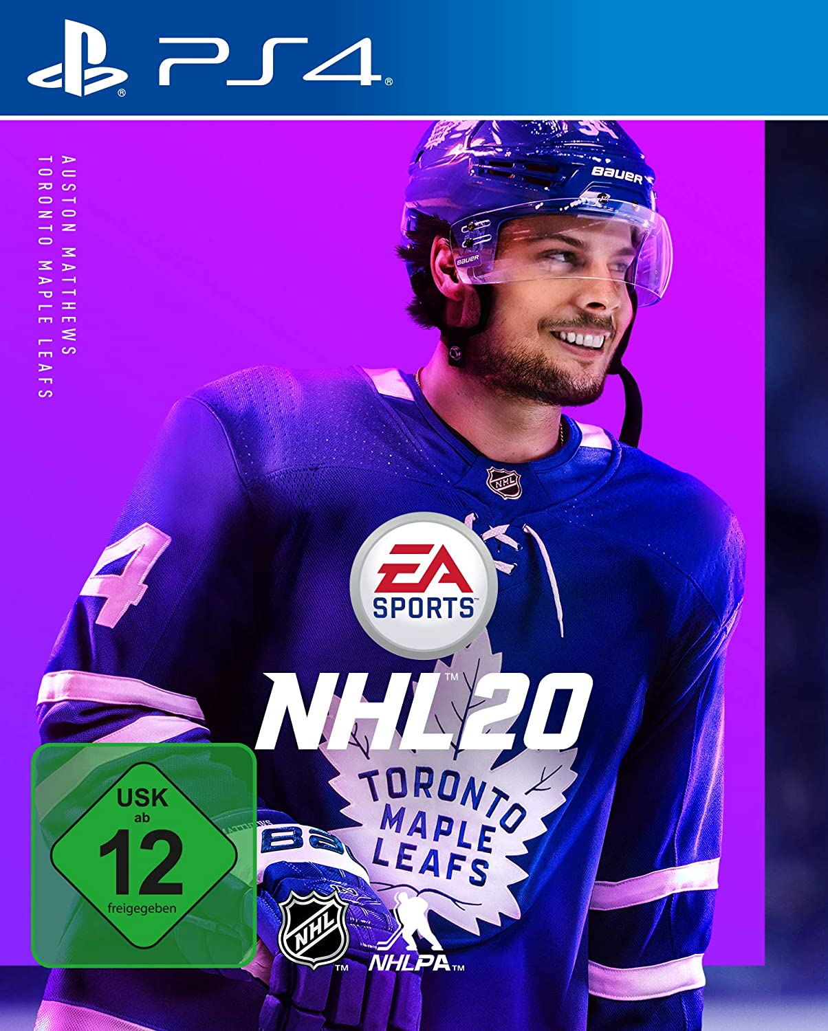 NHL 20 - Standard Edition - PlayStation 4 [Importación alemana]: Amazon.es: Videojuegos