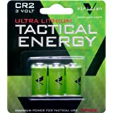 Viridian CR2 3 Volt Lithium Battery, 3-Pack