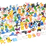 24pcs Mini Figure Random Toys Action Figure Birthday Party Bag Fillers -Zip Bag