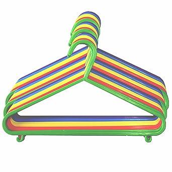 60 para niños perchas perchero infantil multicolor (190 ...