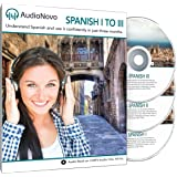 AudioNovo Spanish 1 to 3 - Learn Spanish the Quick and Easy Way from Zero to Advanced Speaker. Learn Spanish in 3 Months, just 30min per Day or Get Your Money Back with Our 60 Day Guarantee! (AudioNovo Spanish 3 Audio CD)