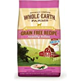 Whole Earth Farms Grain Free Recipe Dry Cat Food, Kitten