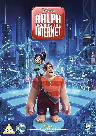 Wreck It Ralph Ralph Breaks the Internet
