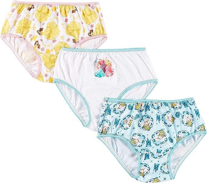 Disney Descendants 3 4-pack Girls/' Briefs Panties Size 8 NWT
