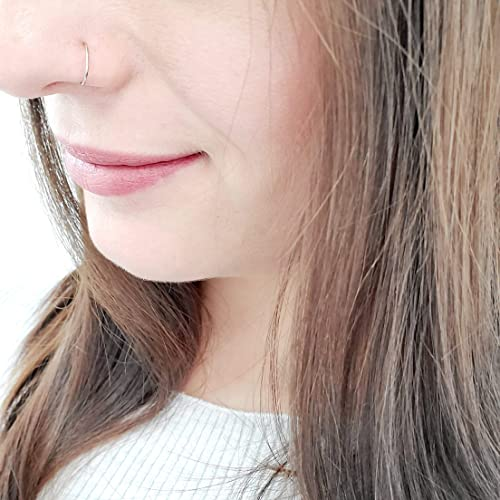 Nose Stud  Just pure Gold  solid 18k and 24k Gold