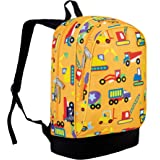 Olive Kids Under Construction 15 Inch Backpack