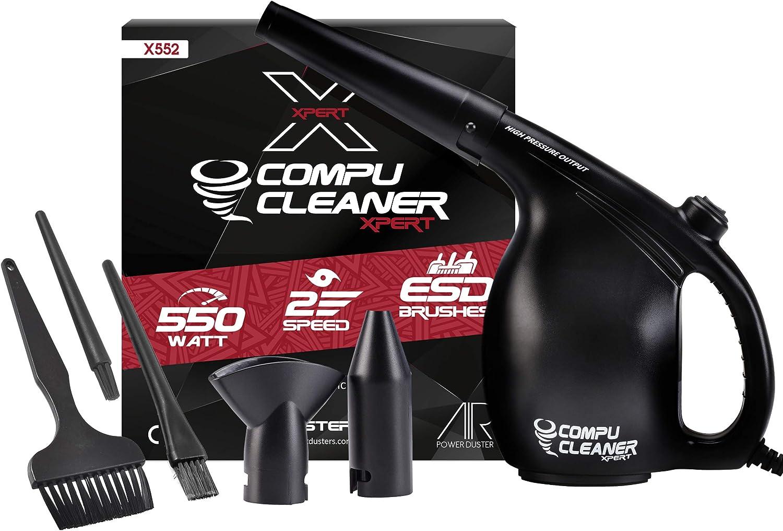 Compucleaner Xpert - Plumero de Aire Eléctrica