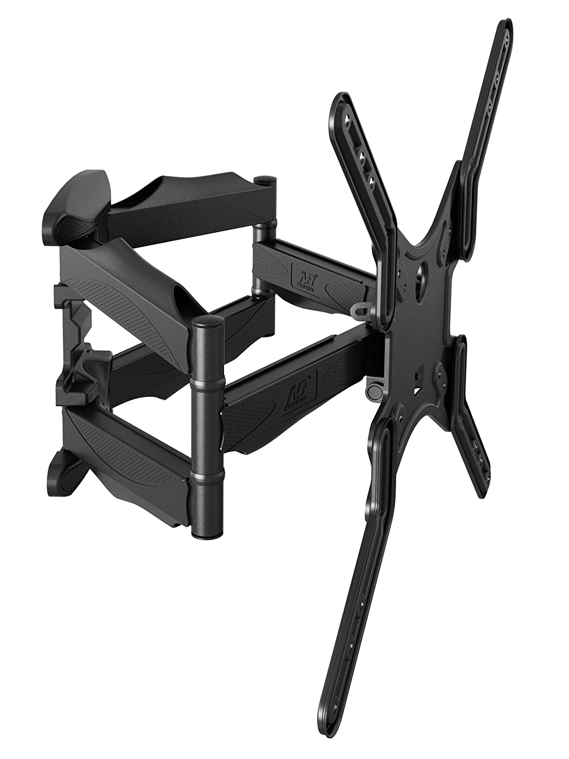 North Bayou Articulating Cantilever Wall Mount P5 for 32 ''- 55 inch LED, LCD, OLED, Plasma, HD TV Flat Screen up to 80 lbs 4330182361