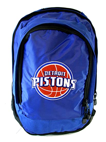 NBA Detriot pistones Mochila – NBA deportes mochila