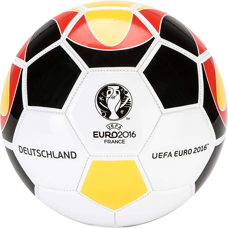 Summary UEFA Euro 2016 EM-Fußball Deutschland - Fußbälle EM