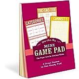 Knock Knock Mini-Game Pad: Tic-Tac-Toe (12612)