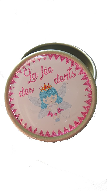 Boîte à dents la fée des dents Créa03 bd01