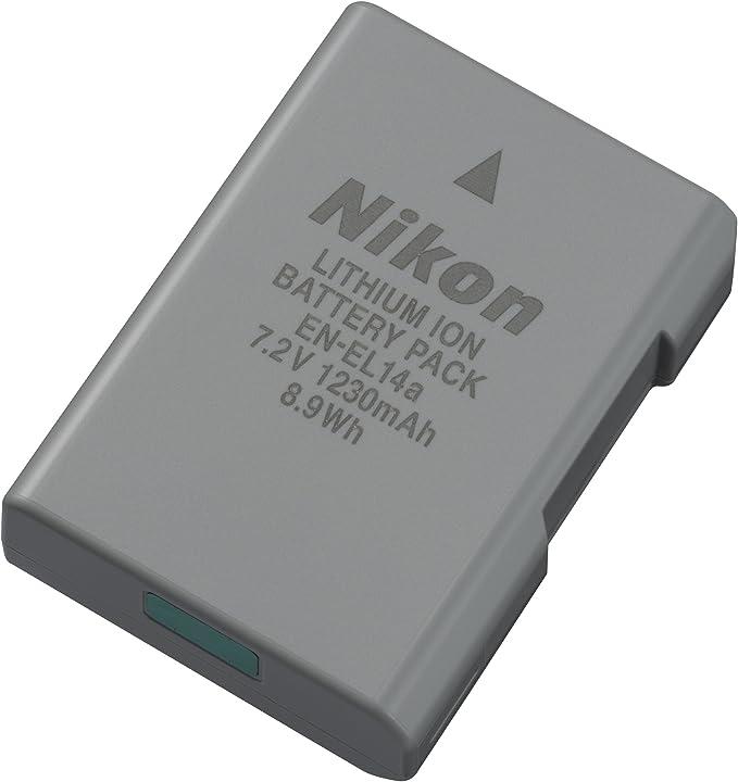 HOSAN EN-EL14 Akkus for Nikon EN-EL14