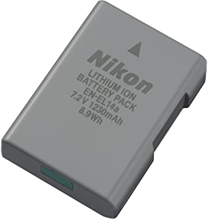Amazon.com : Nikon MH-24 Quick Charger for EN-EL14 Li-ion ...