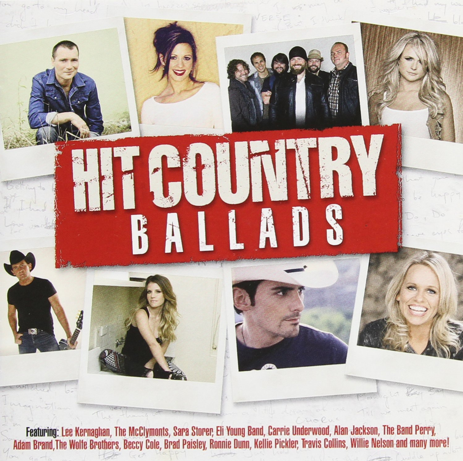 Hit Country Ballads