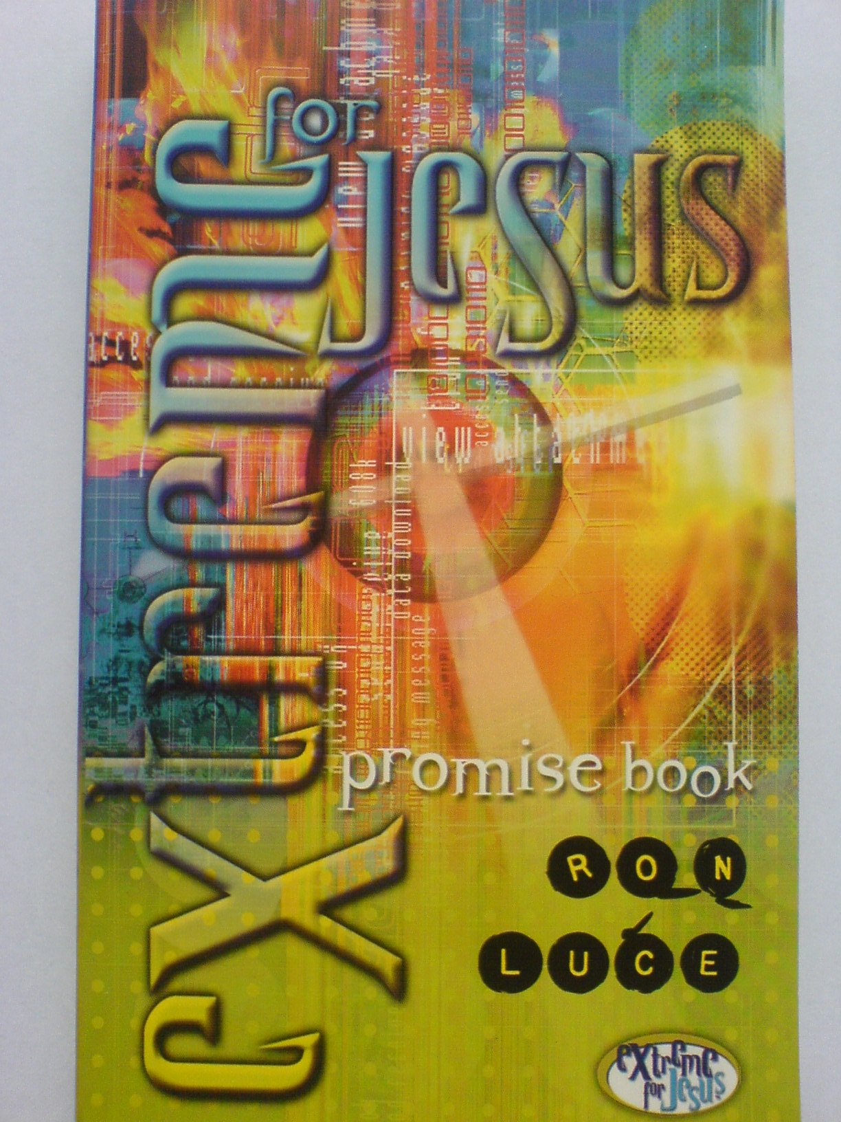 Extreme Promise Book