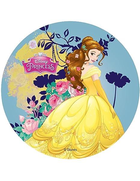 Générique Disco Matzá Princesa La Bella Disney 14 5 Cm