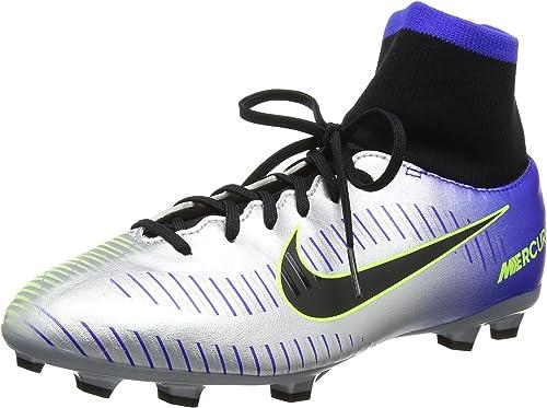 Nike Jr Mercurial Vctry 6 DF NJR FG, Chaussures de Fitness Mixte Enfant