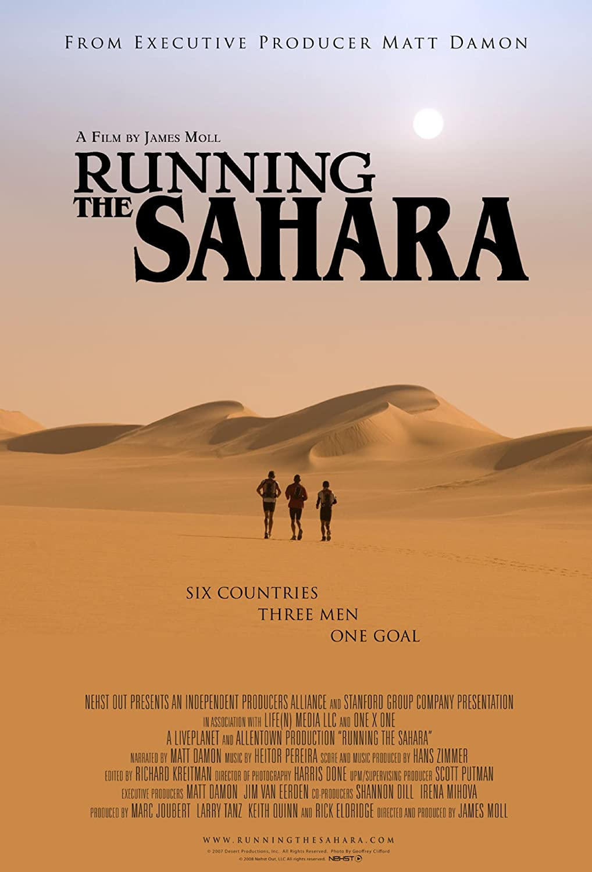 Amazon.com: Running The Sahara: Matt Damon, Charlie Engle, Ray Zahab, Kevin Lin, James Moll: Movies & TV