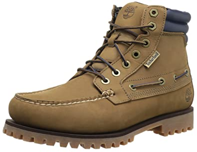 Timberland Men's Oakwell 7Eye Chukka Boot,Truffle,10 ...