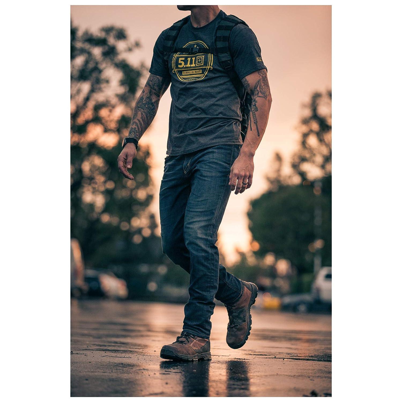 8bd07843 Amazon.com: 5.11 Mens Defender-Flex Jean Slim Fit Tactical Pant, Sytle  74465: Sports & Outdoors