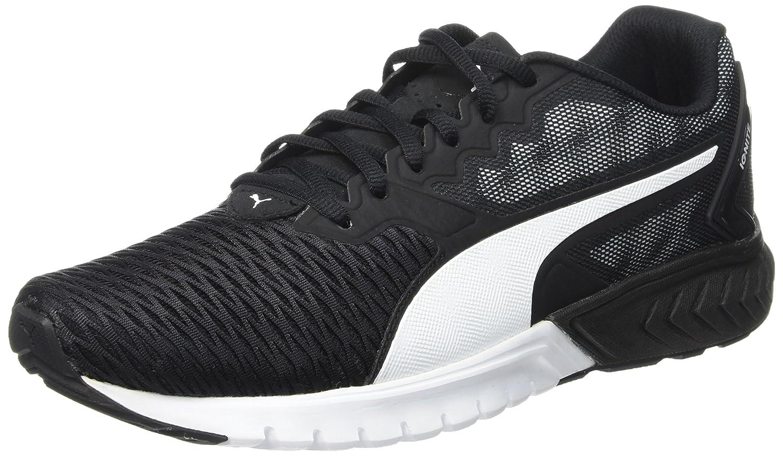Puma Ignite Dual - Zapatillas de Running Unisex Adulto 39 EU|Negro (Black/White 03)