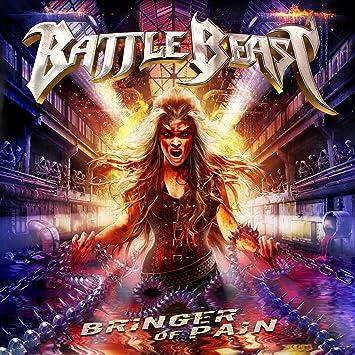amazon bringer of pain battle beast ヘヴィーメタル 音楽