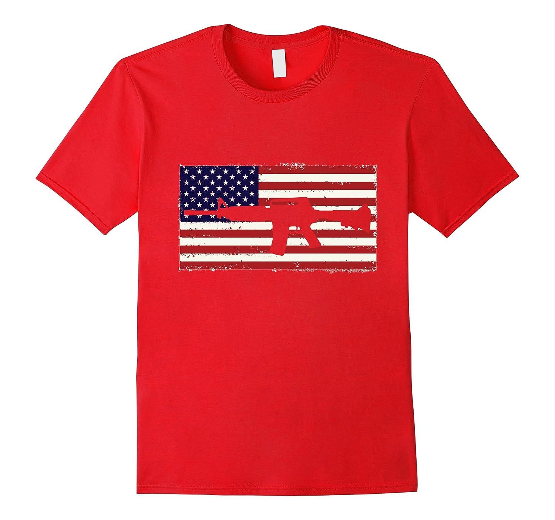Black Guns Matter Shirt – Patriotic Gun Club Shirt