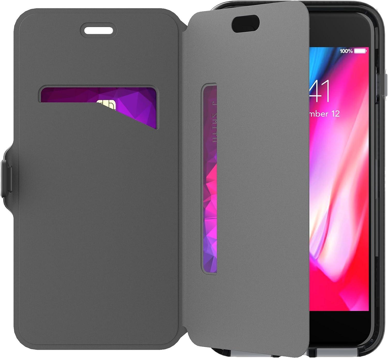 Tech21 Evo Wallet Case for Apple iPhone 7 Plus/iPhone 8 Plus - Black