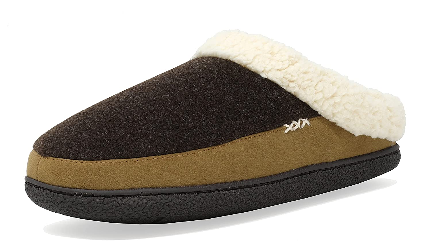 DREAM PAIRS Men's Aidan House Slippers Shoes