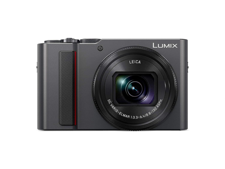 Panasonic Lumix DC-TZ200EG-K - Cámara Compacta Premium de 21.1 MP (Sensor de 1