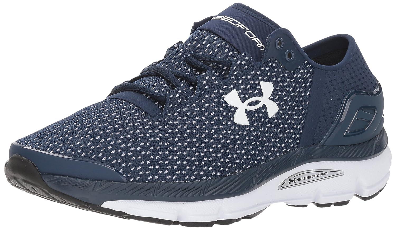Under Armour UA Speedform Intake 2, Zapatillas de Running para Hombre 44/45 EU|Azul (Academy/White)