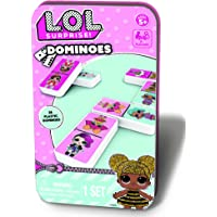 SpinMaster Game Domino LOL, 60 Pieces