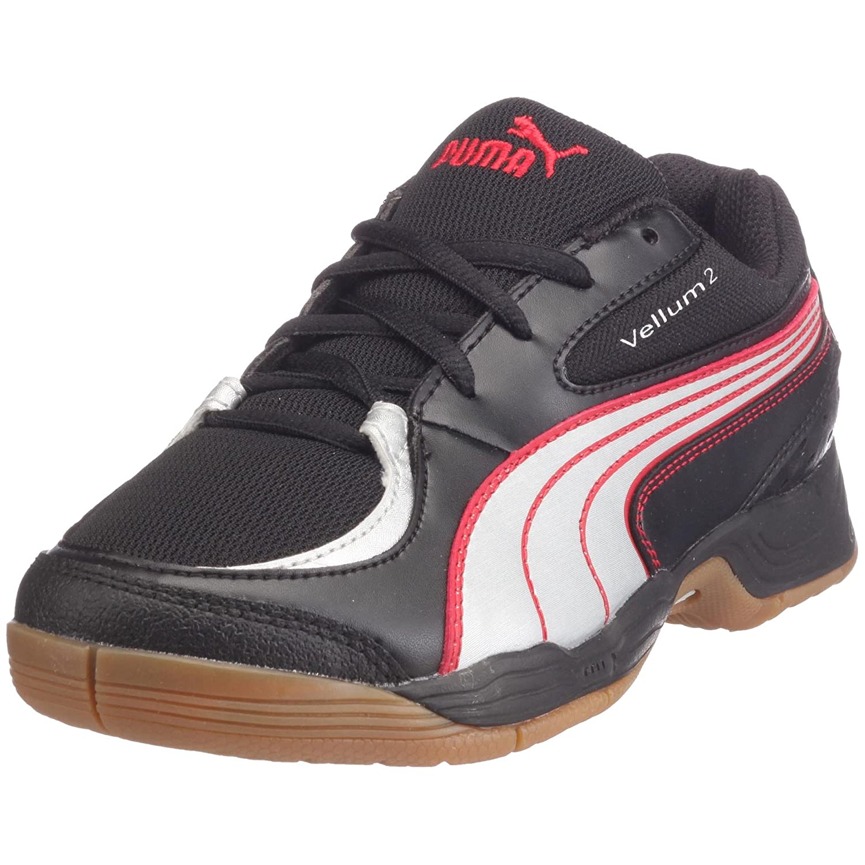 Pour Puma Noir 102066 Sports Chaussures Garçon Salle 03 En Spécial 00Fzrqw