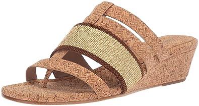 e58e9f6397c Amazon.com  Donald J Pliner Women s DARA Wedge Sandal  Shoes