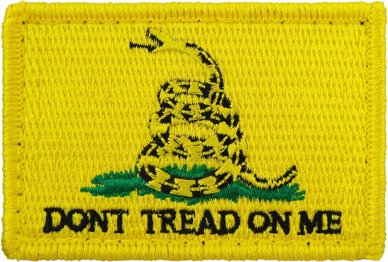 WZT Dont Tread on Me Tactical Patch