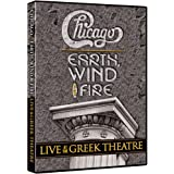 Chicago & Earth, Wind and Fire: Live at the Greek Theatre [*Ntsc/region 1 & 4 Dvd. Import-latin America] - Mexico