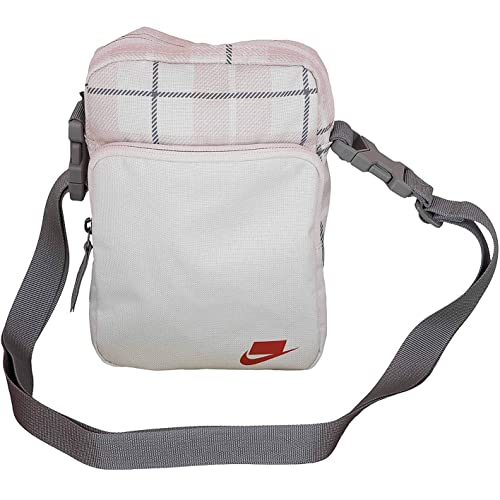Nike Heritage Mini Bag - Bolso bandolera, color Blanco ...