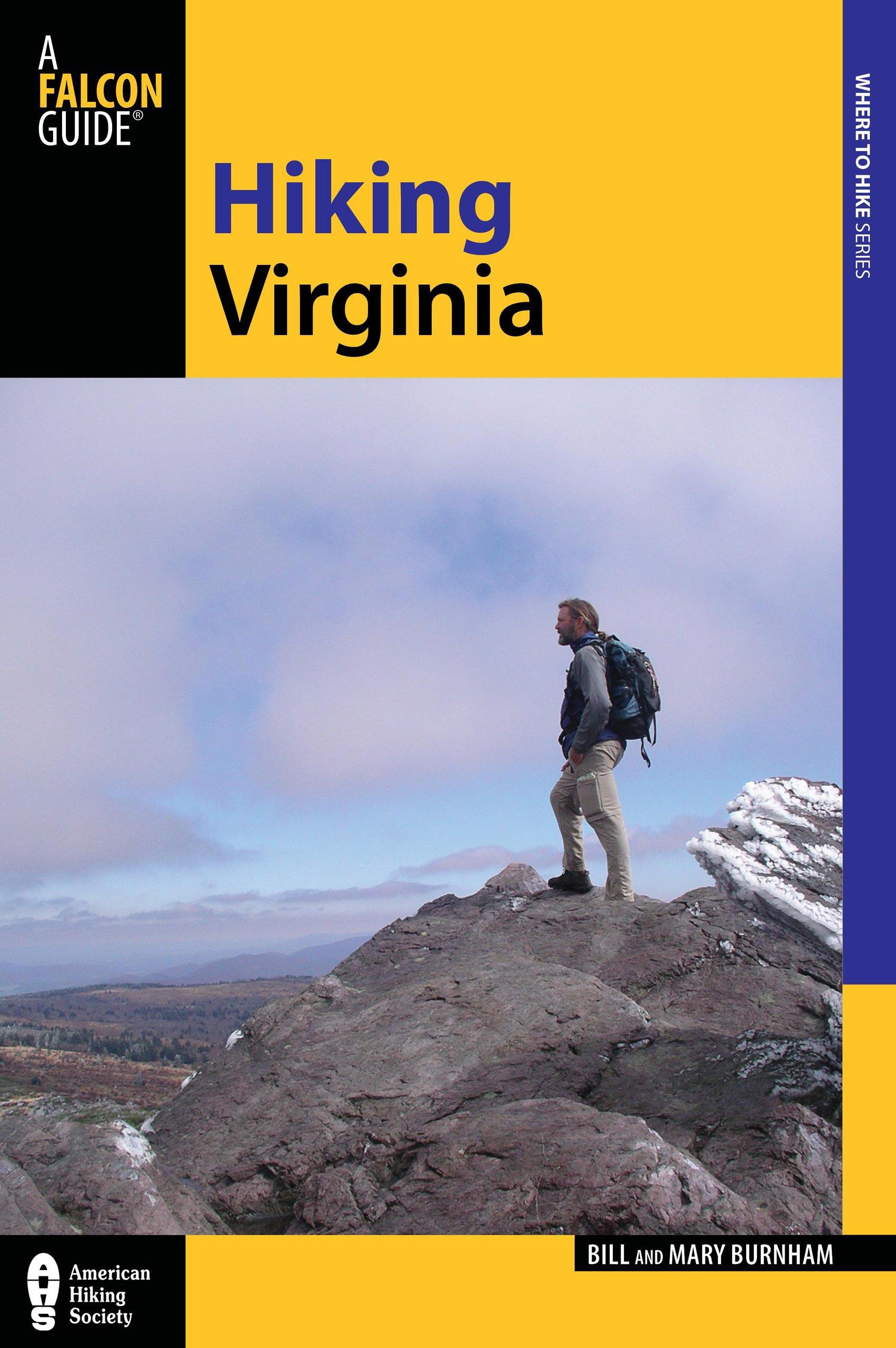 Hiking Virginia (State Hiking Series)
