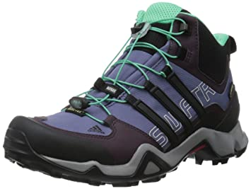 adidas Schuhe Terrex Swift R Mid GTX Women super Purple